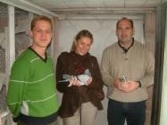 Mr. Nikolaas Gyselbrecht met Mevr. & Dr. Brockamp