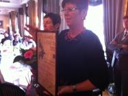 Ook het Euro Diamond Diploma 2012 mocht niet ontbreken